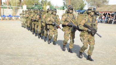 Photo of Τελετή απονομής πράσινου μπερέ στους συμβασιούχους οπλίτες των Δυνάμεων Καταδρομών
