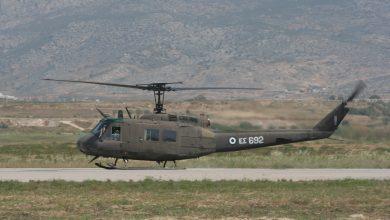 Photo of Απώλεια ελικοπτέρου UH-1H