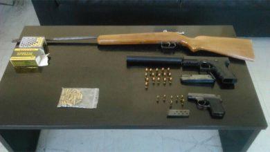 Photo of Ψεύτικα τα πιστόλια που βρέθηκαν σε τζαμί της Ξάνθης