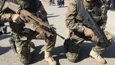Photo of Τα νέα φορητά όπλα και άλλα υλικά της Εθνικής Φρουράς