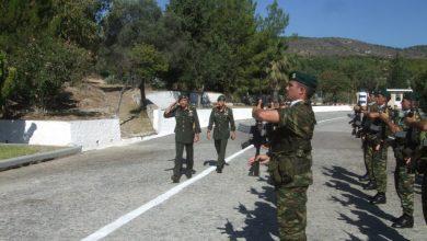 Photo of Ονοματοδοσία Στρατοπέδου «Ταξιάρχου Γεωργίου Παπαμελετίου»