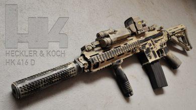 Photo of To τυφέκιο HK416 αναβαθμίζεται και γίνεται ακόμη καλύτερο
