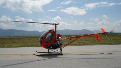 Photo of Αναγκαστική προσγείωση NH-300C της Αεροπορίας Στρατού