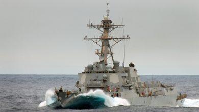 Photo of Κατασχέθηκαν σε νηοψία 1000 ΑΚ-47 από το πλήρωμα του USS Jason Dunham