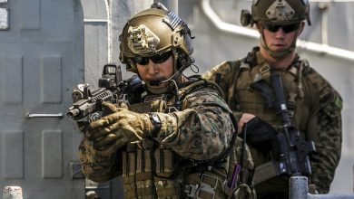 Photo of Dirt-Det: Οι Πεζοναύτες της 15ης MEU σε ρόλο Δύναμης «Ταχείας Αντίδρασης» στη Μέση Ανατολή