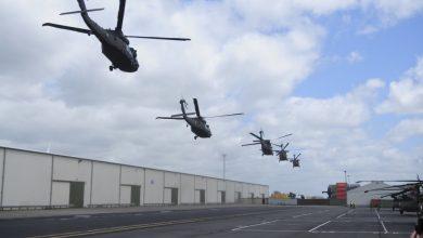 Photo of Από την ερχομένη εβδομάδα στο Στεφανοβίκειο αμερικανικός Λόχος Μάχης Αεροπορίας Στρατού