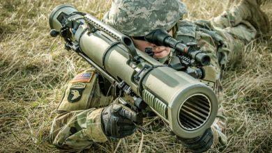 Photo of Κατευθυνόμενο πυρομαχικό για τον εκτοξευτή Carl Gustaf M3E1