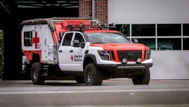 Photo of NISSAN Τitan Ultimate Service για τον Ερυθρό Σταυρό
