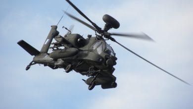 "Photo of Η Κύπρος στη ""σκιά"" των Apache Longbow της Αεροπορίας Στρατού"