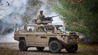 Photo of Όχημα Ειδικών Επιχειρήσεων VECTOR