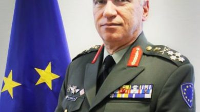 Photo of Αποχαιρετιστήριο μήνυμα του CEUMC Στρατηγού Μιχαήλ Κωσταράκου