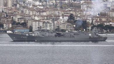 Photo of To ραντάρ ÇAFRAD επί τουρκικής φρεγάτας για δοκιμές εν πλω