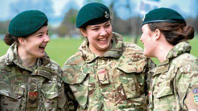 "Photo of Άνοιγμα και του SAS στις γυναίκες ή πως οι Βρετανοί στρατηγοί την ""έφεραν"" στους πολιτικούς"