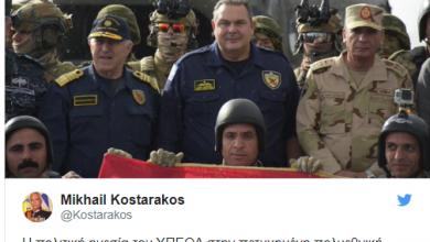 Photo of Η παρατήρηση Κωσταράκου για τις στολές και η άκυρη απάντηση Καμμένου