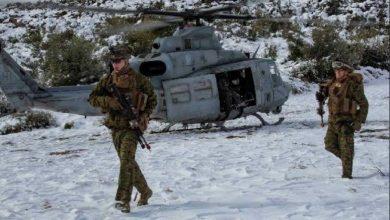 Photo of Σενάριο διάσωσης με Πεζοναύτες στην άσκηση «ΜΕΓΑΣ ΑΛΕΞΑΝΔΡΟΣ 19»