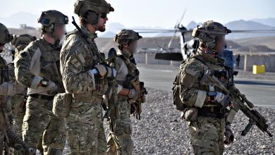 Photo of Νέα επιχείρηση των SAS στέφεται με επιτυχία στη Συρία