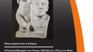 Photo of ΣΤΡΑΤΗΓΙΚΟΝ τεύχος 2ο – Αφιέρωμα Κύπρος