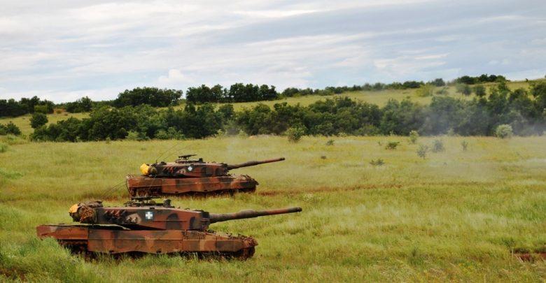 Για μία Επιλαρχία Leopard 2A4 ενδιαφέρεται η Κύπρος