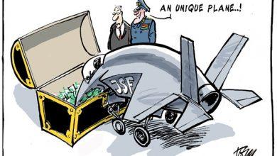 "Photo of Η ελληνική ""παράνοια"" με το F-35"