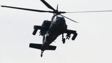 Photo of Αίσιο τέλος με την αναγκαστική προσγείωση επιθετικού ελικοπτέρου ΑΗ-64Α της ΑΣ