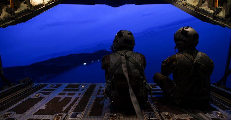 Stolen Cerberus VI – Άρχισαν οι ρίψεις αλεξιπτωτιστών των Ειδικών Δυνάμεων από C-130J της USAFE
