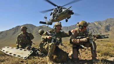 "Photo of The ""Golden Hour"": Οι Διασώστες Mάχης της USAF ενώνουν τις δυνάμεις τους με τους Πεζοναύτες σε αποστολές διάσωσης"