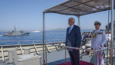 "Photo of Όσα ""δεν είδε"" ο Πρόεδρος της Δημοκρατίας στην επιθεώρηση του Στόλου"