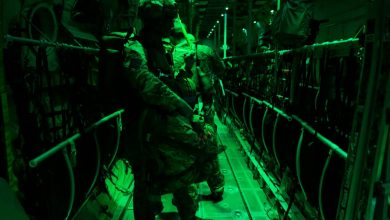 "Photo of ""Swift Response 19"": Το ΝΑΤΟ κάνει επίδειξη ισχύος στα Βαλκάνια με μαζική ρίψη αλεξιπτωτιστών"