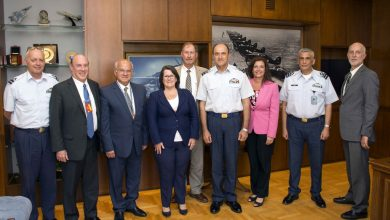 Photo of Επίσκεψη αντιπροσωπείας της Lockheed Martin για Ανασκόπηση του προγράμματος F-16V