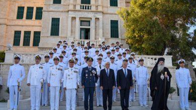 Photo of Μόλις 22 οι νέοι Μάχιμοι Σημαιοφόροι του Πολεμικού Ναυτικού