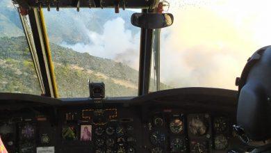 Photo of Τα Chinook καλύπτουν και πάλι την ανεπάρκεια του Κράτους και επιστρατεύονται εναντίον της καταστροφικής πυρκαγιάς στην Εύβοια