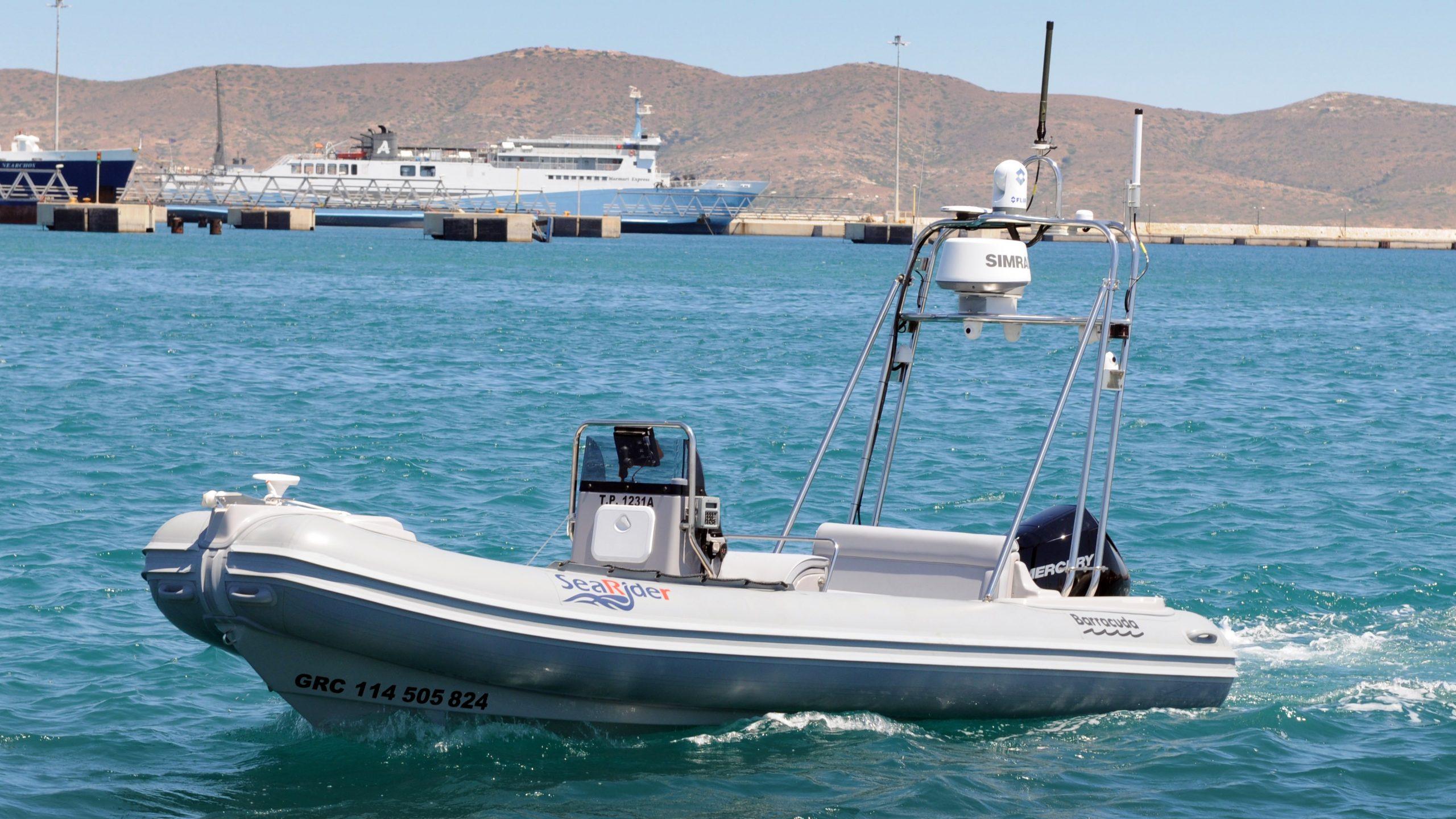 Photo of Τι είναι το OCEAN2020 και η ελληνική προσπάθεια με το USV SeaRider που παρουσίασε η INTRACOM Defense
