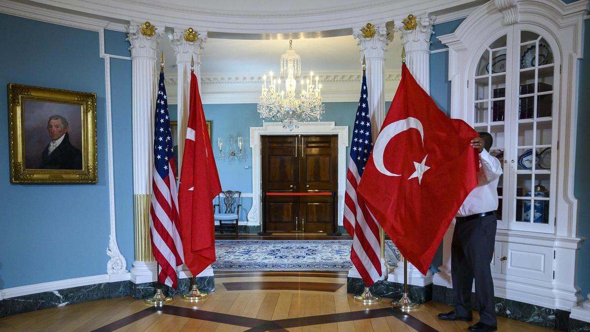 Photo of Μετά τις τουρκικές δηλώσεις για S-400 και Patriot ο Τραμπ θα δεχθεί τον Ερντογάν