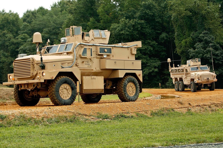 Photo of Προσφορά εκατοντάδων MRAP δωρεάν από τις ΗΠΑ στο ΓΕΣ