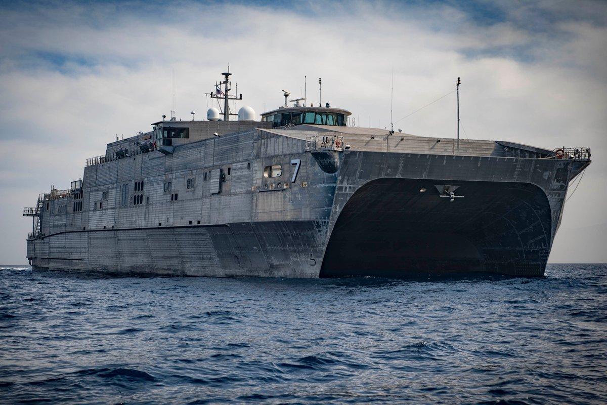 Photo of USNS Carson City: Η «αθέατη» πλευρά του πλοίου που επισκέφθηκε την Αλεξανδρούπολη στις επιχειρήσεις SOF