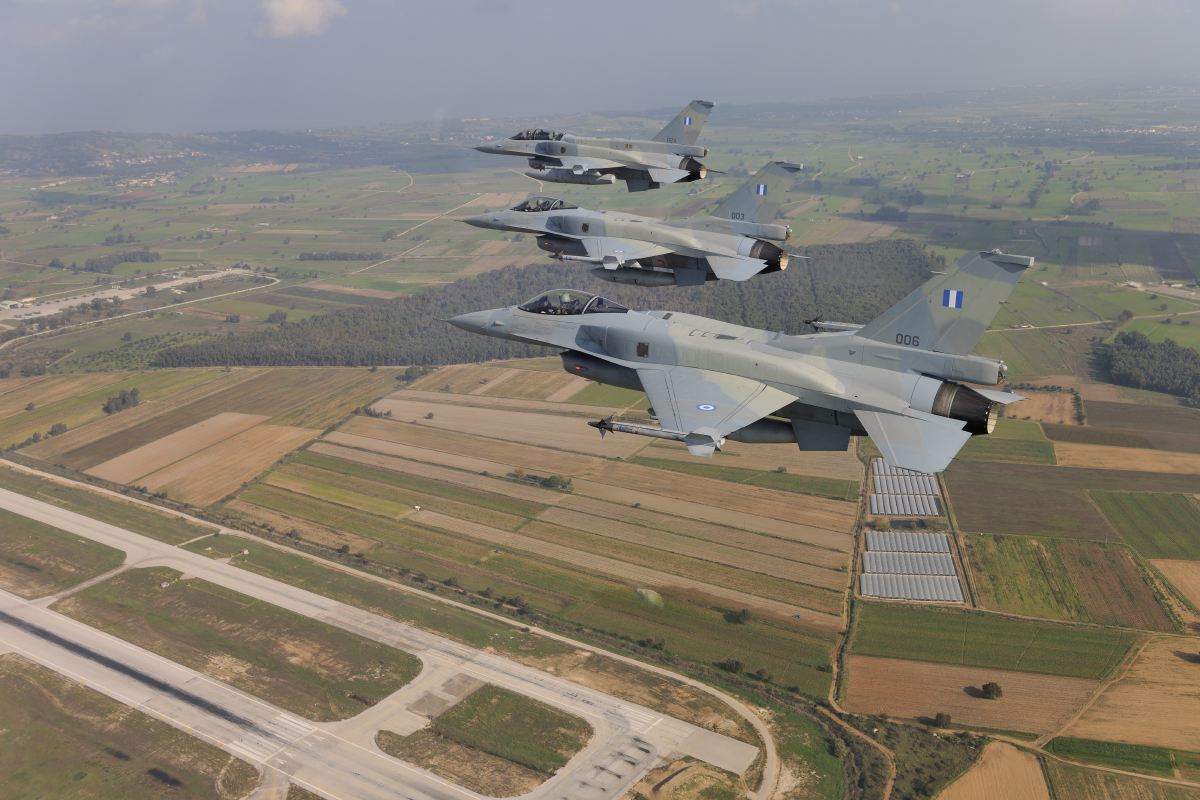 Photo of Υπουργικό Συμβούλιο με επίκεντρο την αναβάθμιση των F-16