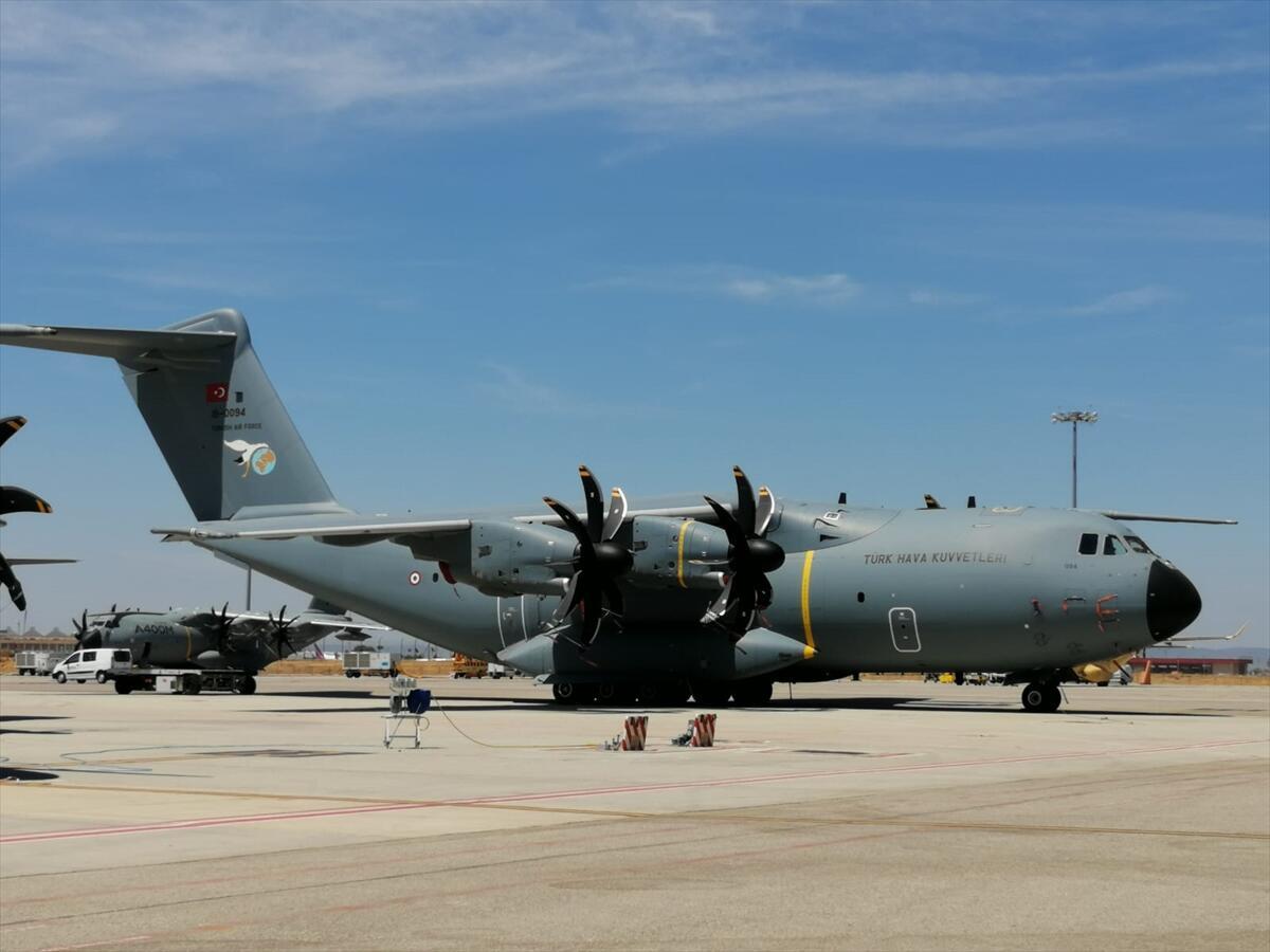 Photo of Αερομεταφορά τουρκικών δυνάμεων στην Λιβύη με Α400Μ μέσω Τυνησίας;