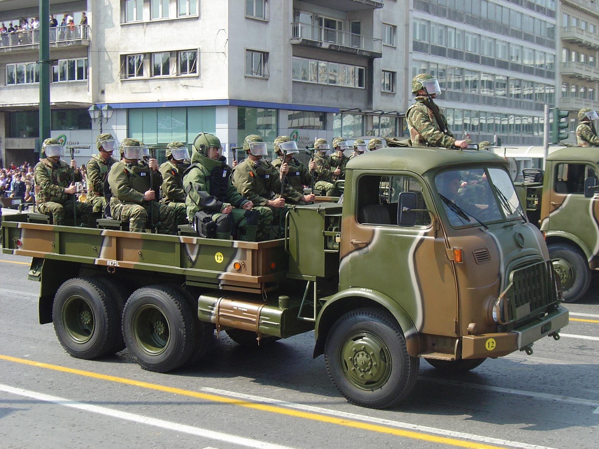 Photo of Ελληνικής σχεδίασης φορτηγό ή συμπαραγωγή ξένου για τον Ελληνικό Στρατό;