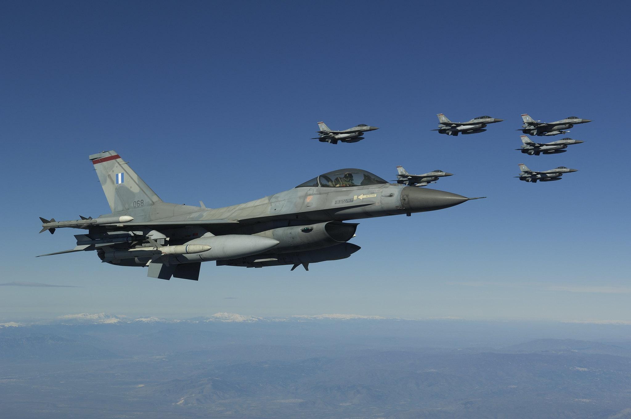 Photo of Έρχονται αναβάθμιση F-16 Block 50 και προμήθεια κορβετών στο μέλλον