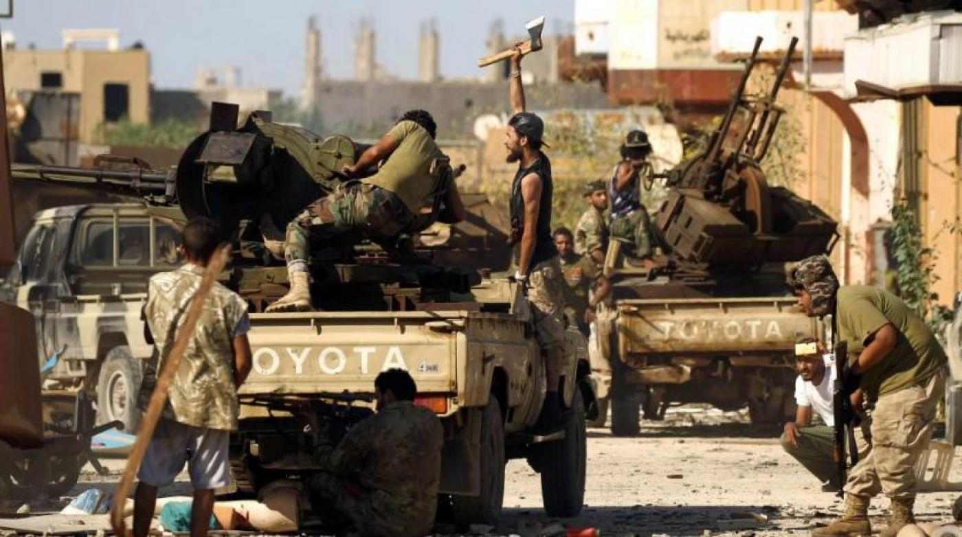 Photo of Η στρατιωτική κατάσταση των αντιπάλων στην Λιβύη