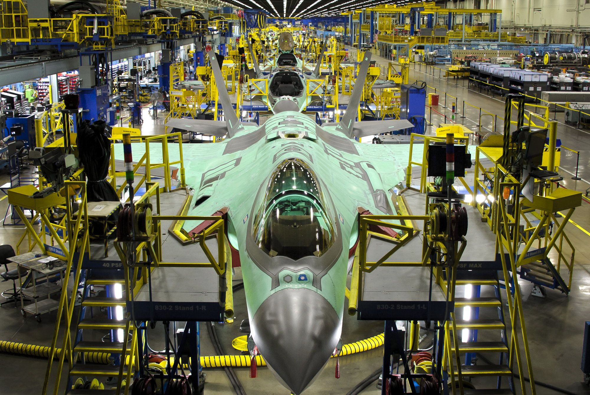 Photo of Τι μπορούμε να περιμένουμε, εκτός της Πολεμικής Αεροπορίας, από την προμήθεια 24 F-35;