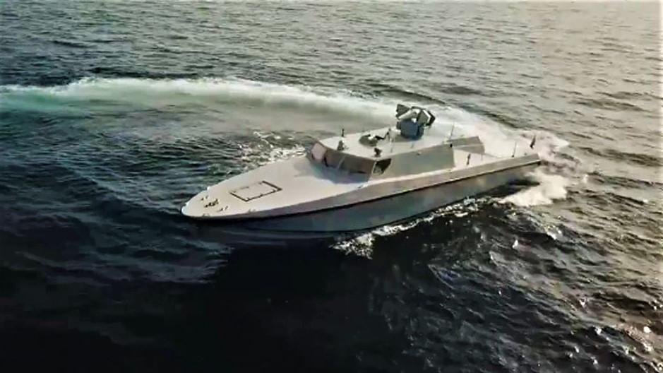 Photo of Παράδοση του πρώτου νέου σκάφους των Τούρκων βατραχανθρώπων