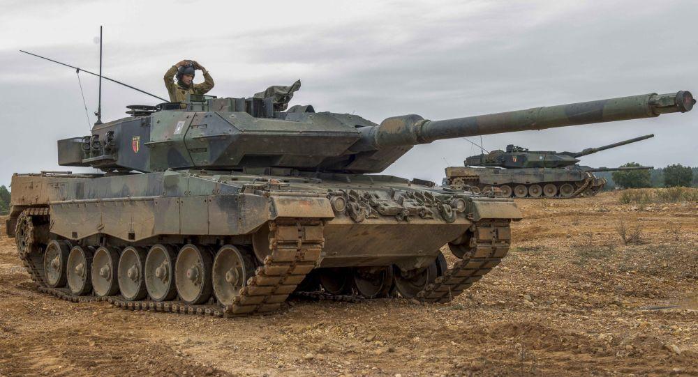 Photo of Έκδοση του GENAIRCON θα συναναπτύξουν INTRACOM DEFENSE και KMW για το άρμα Leopard 2