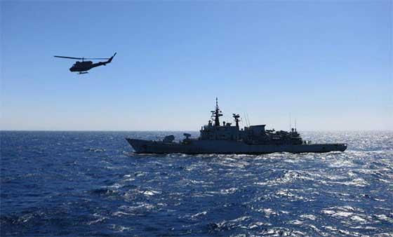 Photo of Ναυτική επιχείρηση της ΕΕ για επιβολή του εμπάργκο όπλων στην Λιβύη