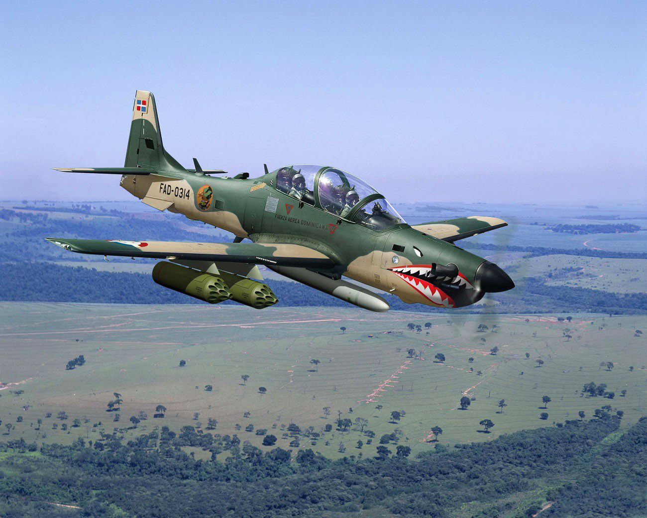 "Photo of Για αεροσκάφη ""Ένοπλης Επιβλέψεως"" ενδιαφέρεται η SOCOM"