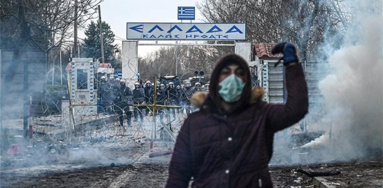 "Photo of Το μήνυμα των παιδιών της Αστυνομίας από τον Έβρο: ""Δεν θα περάσουν"""
