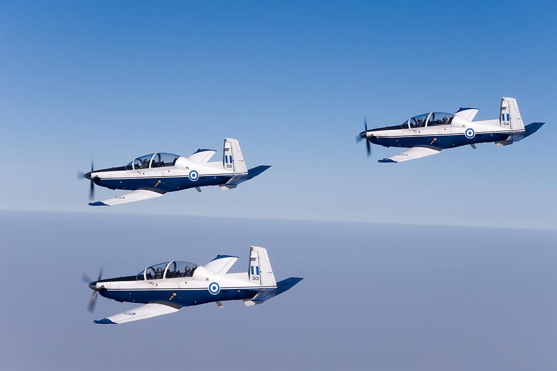 Photo of Διαγωνισμός γενικής επισκευής 15 κινητήρων αεροσκαφών T-6A Texan II