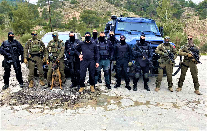 Photo of Η ειδική ευρωπαϊκή Μεικτή Ομάδα Επιχειρήσεων στις Καστανιές Έβρου