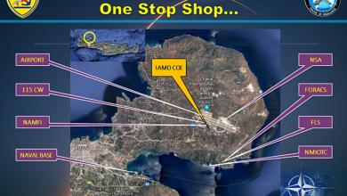 Photo of Ίδρυση Κέντρου Αριστείας Ενοποιημένης Αντιαεροπορικής & Αντιπυραυλικής Άμυνας του ΝΑΤΟ στην Κρήτη