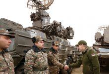 "Photo of Αρμενικά ""γέρικα"" OSA-AK καταρρίπτουν UAV"